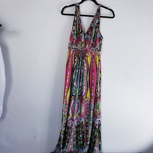 New Directions Petite maxi Dress xl p